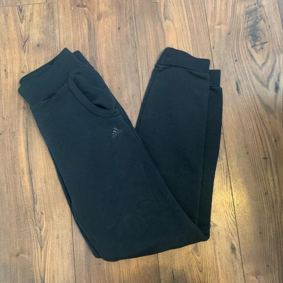 2/$18 Adidas / Black / Jogging / Pants